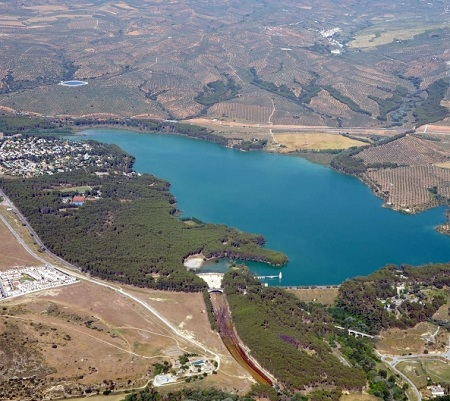 Embalse de Cubillas